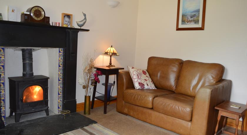 Bed and Breakfast private sitting room Cardigan Bay West Coast of Wales