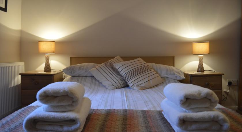 Ensuite Bed and Breakfast Room Cardigan West Wales